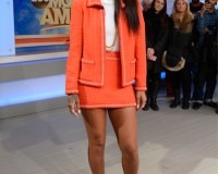 Rihanna wows in 20-year-old Chanel suit on Good Morning America