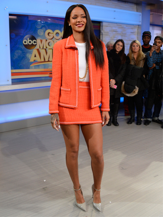 rihanna-chanel-good-morning-america