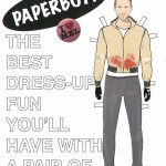 Lunchtime Buy: Ryan Gosling Paperboy book