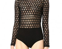 Lunchtime Buy: Sandro Edito mesh body