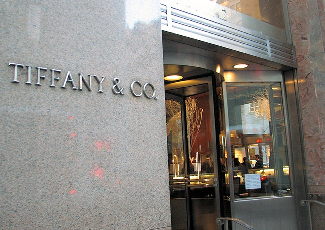 Former Tiffany employee gets jail sentence for theft