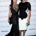 Vanessa Hudgens turns up the glam factor at Gimme Shelter premiere