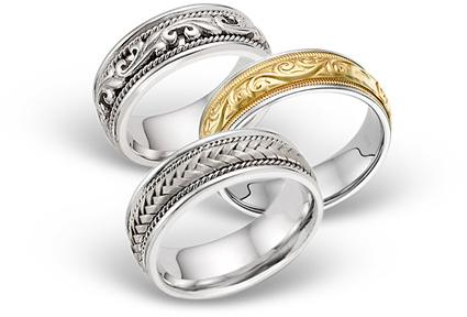 How to choose the right wedding band for you?
