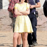 Zooey Deschanel designs 16 dresses for Tommy Hilfiger!