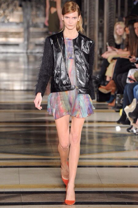 London Fashion Week AW14 highlights from Bora Aksu, Felder Felder, DAKS & more