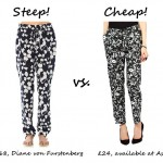 Steep vs. Cheap: Printed Trousers