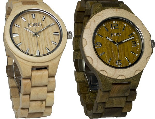 Spotlight on…JORD Wood Watches