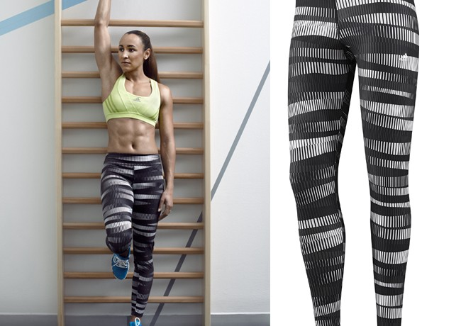 Lunchtime Buy: Adidas allover print tights