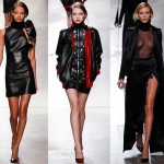 Paris Fashion Week AW14 highlights from Anthony Vaccarello, Corrie Nielsen and Tex Saverio
