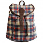 Lunchtime Buy: Boohoo Kara check rucksack