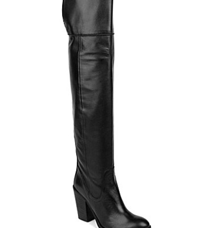 Lunchtime Buy: Carvela wink leather over the knee boots