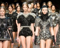 WATCH: Milan Fashion Week AW14 highlights from Dolce and Gabbana, Versace, Roberto Cavalli & more
