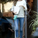 Gisele is the epitome of casual cool in LA