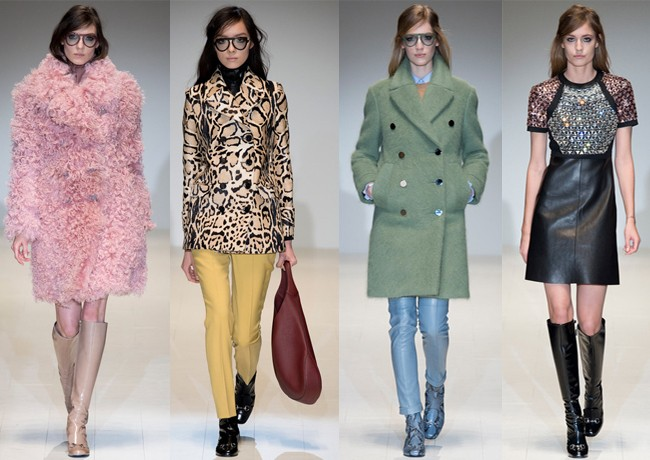 Milan Fashion Week AW14 highlights from Gucci, Alberta Ferretti, Versus Versace & more