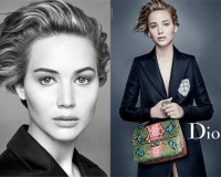 First look at Jennifer Lawrence's third Miss Dior ad campaign