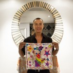 Julien Macdonald and other hot designers auction scarves for Save the Children!