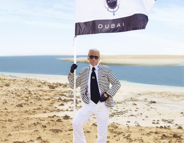 Dubai to host Chanel's next Cruise collection