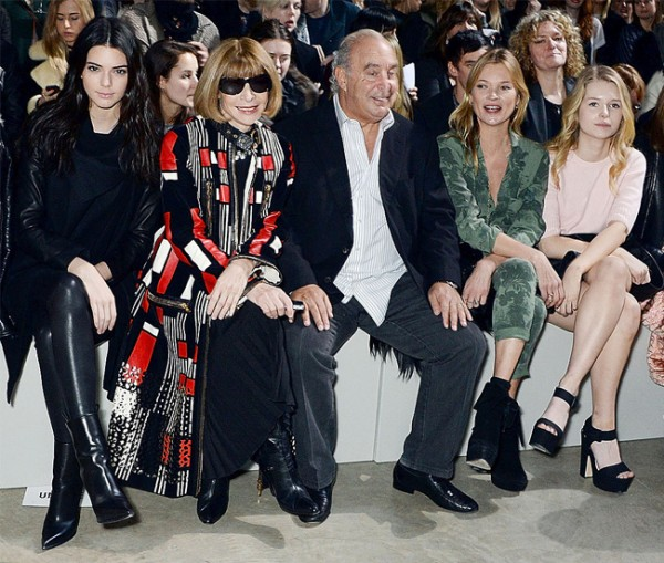 Kendall Jenner gets pally with Anna Wintour – what does this mean?