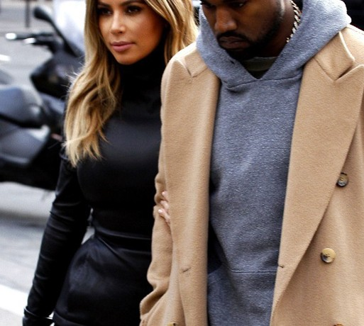 Why are Kim Kardashian and Kanye West moving their wedding forward?