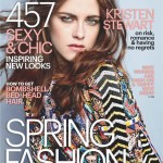 Kristen Stewart talks haters, regrets, and fashion in Marie Claire US March