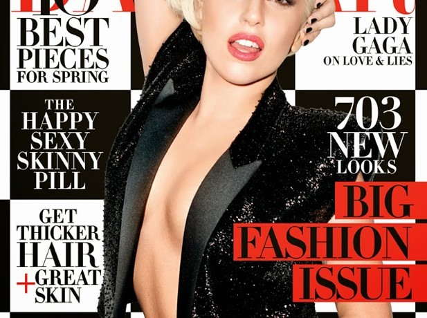 Lady Gaga talks Oprah, unicorns, and fashion in Harper's Bazaar US March