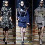 Paris Fashion Week AW14 highlights from Lanvin, Balmain, Balenciaga & more