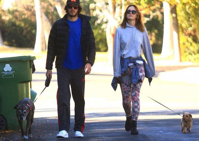 Did Leighton Meester and Adam Brody secretly get married?