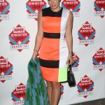 Lily Allen bursts onto NME Awards red carpet in Roksanda Ilincic