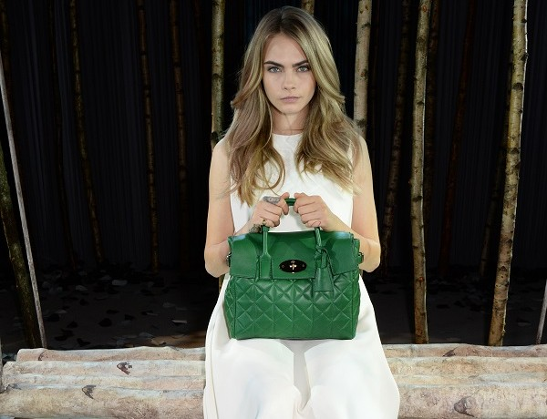 WATCH: Mulberry launches the Mulberry Cara Delevingne collection!