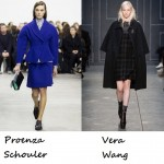 New York Fashion Week AW14 highlights from Jenny Packham, Vera Wang, Proenza Schouler & more