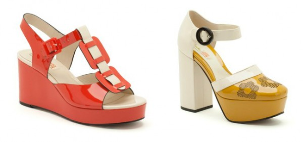 Orla Kiely and Clarks collection launches today!