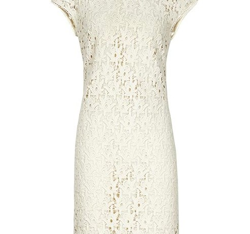Lunchtime Buy: Reiss Ciara swift lace shift dress