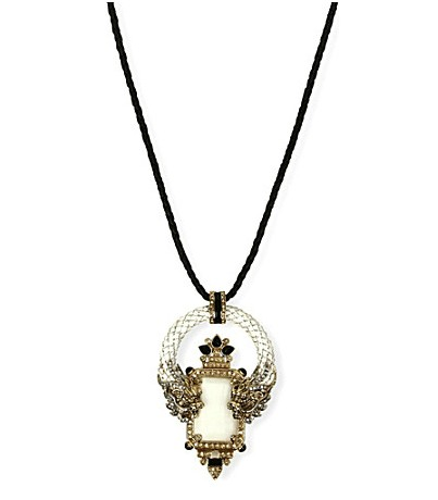 Lunchtime Buy: Roberto Cavalli dragon pendant necklace