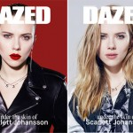 Scarlett Johansson launches Dazed and Confused's redesign with two sensational covers