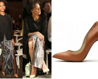 Shoespiration! Crushing on Solange Knowles in Rupert Sanderson