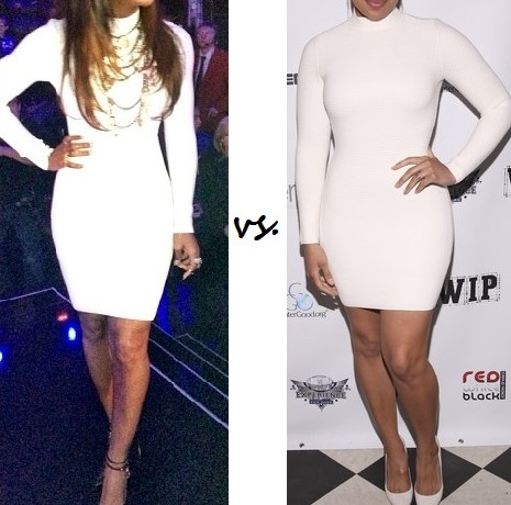 Kelly Rowland vs. Jordin Sparks…Who wore Torn by Ronny Kobo better?