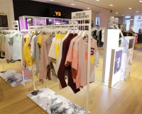 Y-3 and adidas by Stella McCartney open womenswear space in Selfridges
