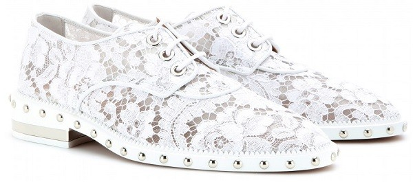 Givenchy studded lace oxfords: Yay or Nay?
