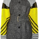 Kenzo belted chunky-knit coat: Yay or Nay?