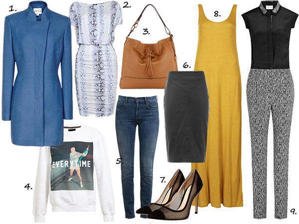 In need of wardrobe inspiration? Here are 9 hero pieces you need now!