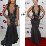 Mel B vs. Joanna Krupa…Who wore Walter Mendez better?