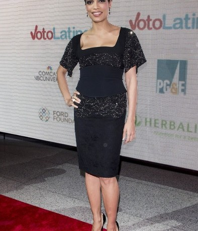 Rosario Dawson is Worst Dressed of the Week in Antonio Berardi