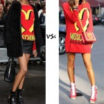 Jourdan Dunn vs. Anna Dello Russo…Who wore Moschino better?