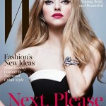 Amanda Seyfried sizzles in Chanel swimsuit for W's April issue