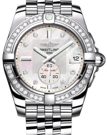 Who said there are no decent ladies sports watches?