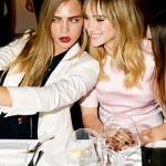 More Cara Delevingne selfies, Sarah Jessica Parker's home, and all the deets on Lupita Nyong'o's stylist
