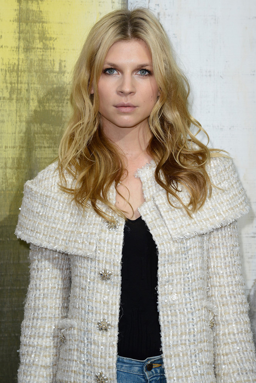 Clémence Poésy is back for Chloé perfume