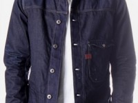 G-star Men's Vintage Jacket, in Dark Aged Denim, £104.00, from Diffusion Online