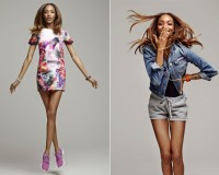 Jourdan Dunn is the face of Next standalone website, The Label