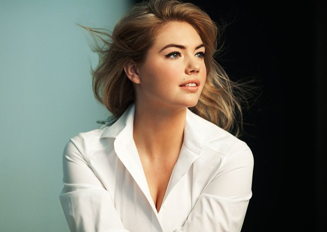 Kate Upton is the new face of Bobbi Brown!